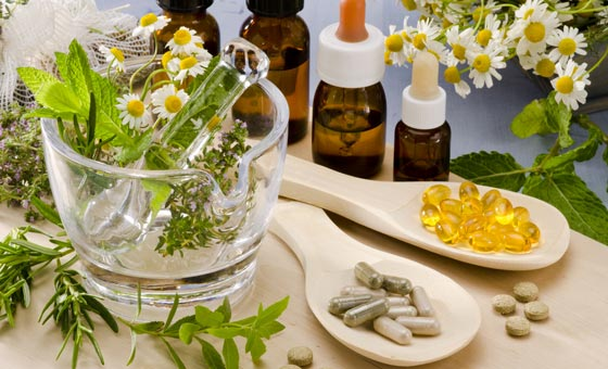 Youthful Skin with Herbs