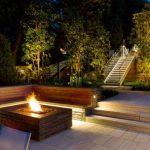 Landscape Design Lighting