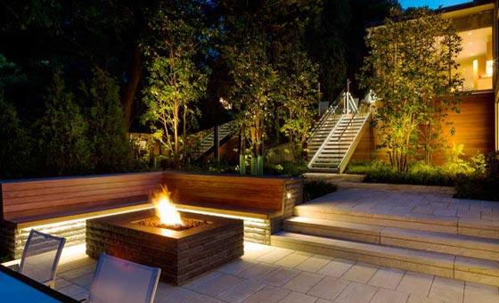 Best lighting options in landscape design espresso education